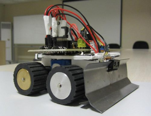 Robot Project I-GUR